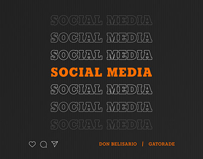 Social Media - Don Belisario - Gatorade
