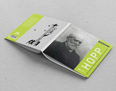 HOPP // Book design