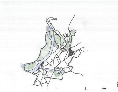 URBAN DESIGN AND PLANNING SAMARA, KABUL , CHONGQING