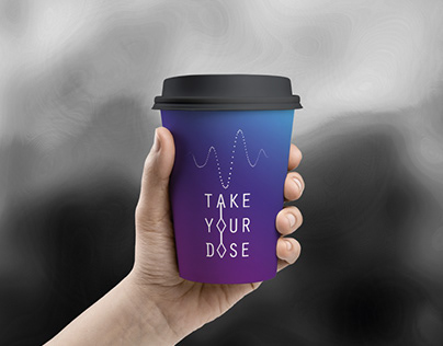 QUANTUM: branding for coffee shop