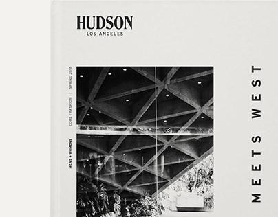 HUDSON JEANS | W + M | SS18