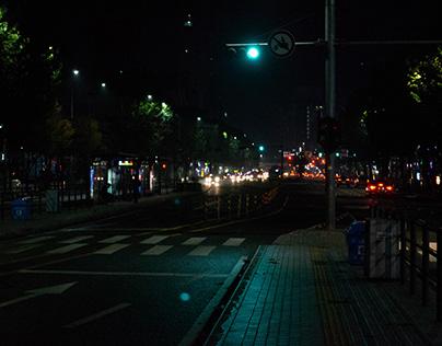 Seoul Night Mood _ 2017