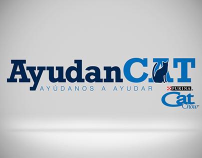 Copy AyudanCAT PURINA® CAT CHOW® Colombia.