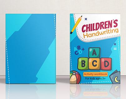 Children`s Handwriting Activity Workbook
