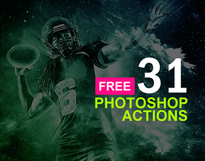 31 Free Photoshop Actions to Create a Cool Photo Effect
