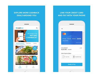 Usability Testing of Cashbac App