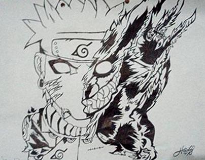 Naruto adolescente
