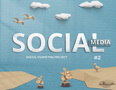 Social Media Vol 2 | Digital Marketing Work