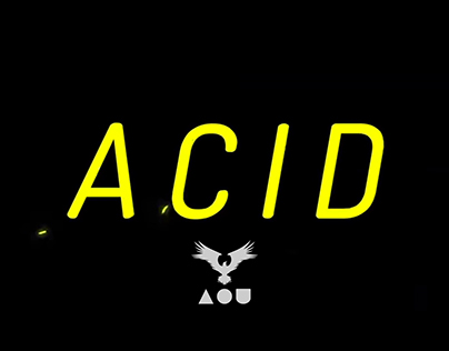 Army Of The Universe   Acid Flows - Lyrics Video