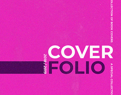 Coverfolio 2018/2019 - A special collection