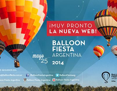 BALLOON FIESTA . globos .