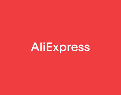 AliExpress — Redesign