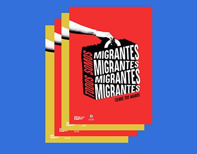 Todos Somos Migrantes - International Red Cross (ICRC)