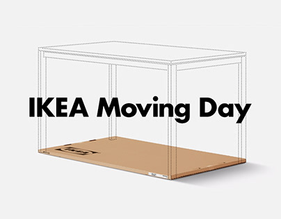 IKEA Moving Day