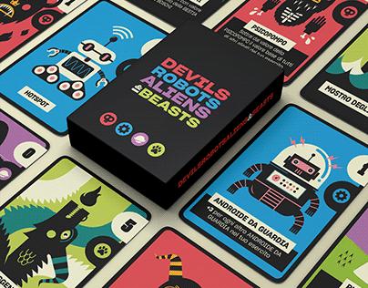 DRA&B | Card Game