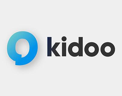 Kidoo - Social Media App Logo Design