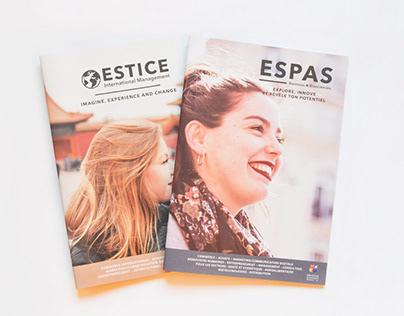 ESTICE/ESPAS - PLAQUETTES
