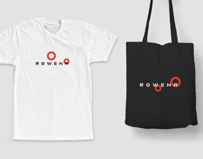 Rowena brand design