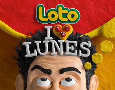 LOTO/ I LOVE LUNES