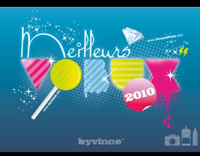 Carte de vœux - 2010