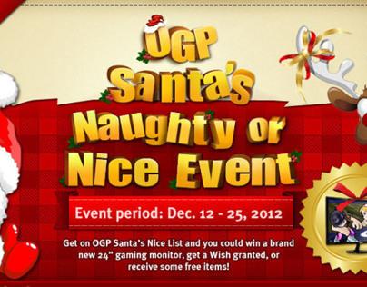 OGP wide event_Santa Event