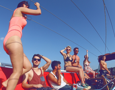 Boat Party Bosphorus (Istanbul)