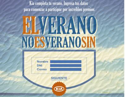 Kia - Facebook App - Verano no es verano sin ...