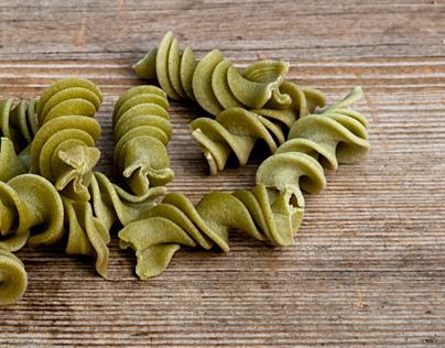 Label Design Schwarzschmied Pasta