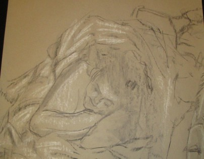 Life Drawing. Appreciation of The Greats!