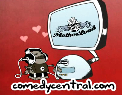 Comedy Central MotherLoad Spots