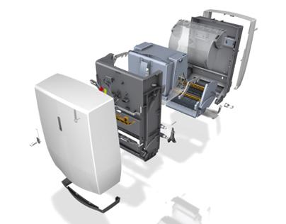 Towel dispensing Machine (for 'Vendor')