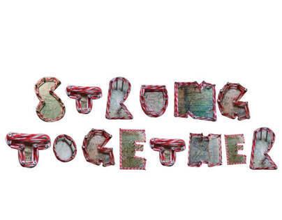 Strung Together Typeface