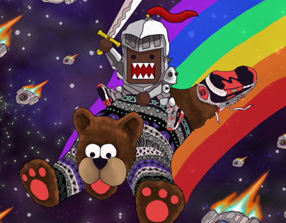 DOMO takes on Outer Space
