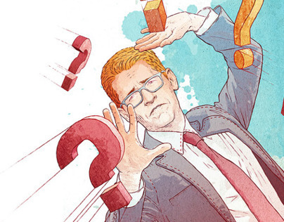 Jay Carney for The New Republic