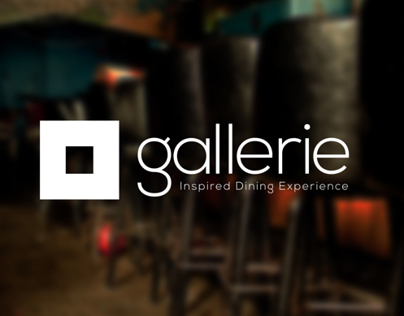 Gallerie-Logo Process