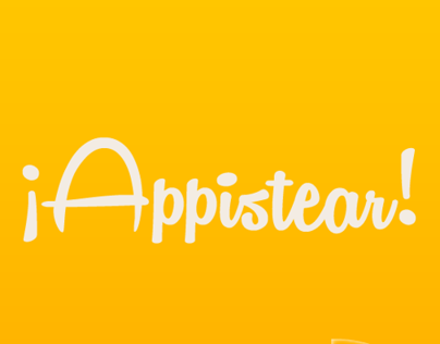Appistear | UI Design