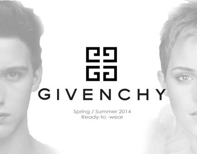 Re-Branding Givenchy