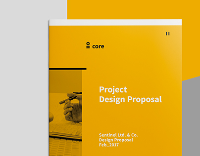 The Core Design Proposal On Behance