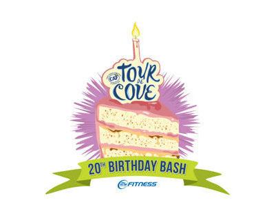 CAF Tour de Cover 2013 - Logo