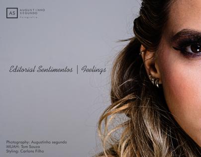 Editorial Sentimentos | Feelings