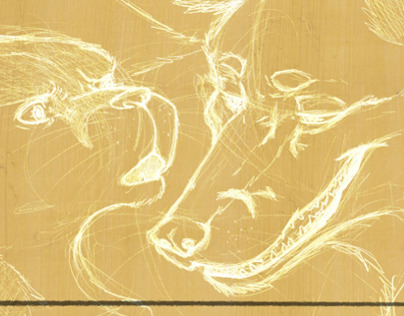 Der Fuchs und der Fischotter