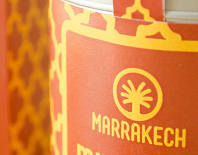 Marrakech Tourism Brand