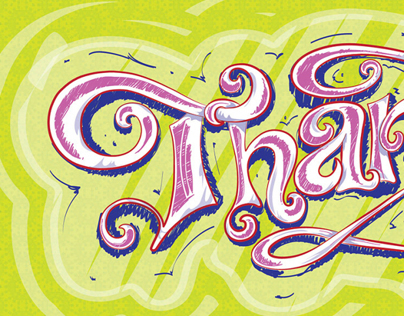 Lettering. Varios projects