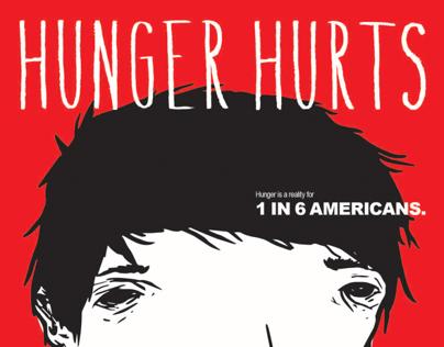 PSA Hunger Prevention Poster