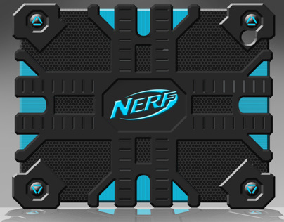 Nerf iPad Foam Case