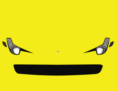 Iconic Car Face Project