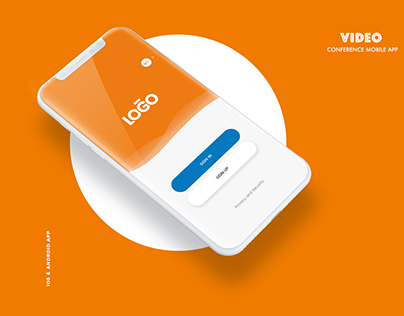 Video Conference Mobile App