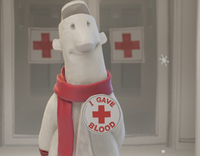 """American Red Cross """"Holiday 2012"""""""
