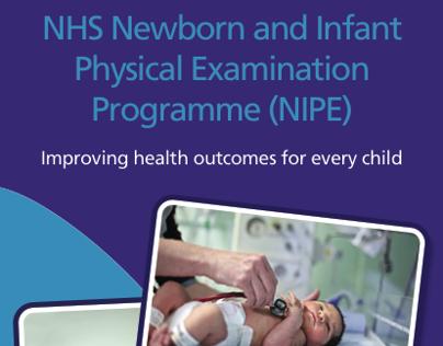 Roller Banner for NIPE (NHS)