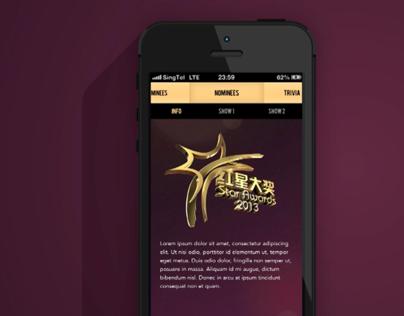 ToggleNow - Star Awards 2013